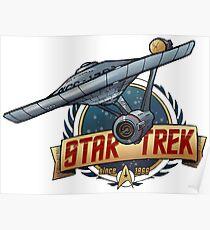 Star Trek since 1966 Poster