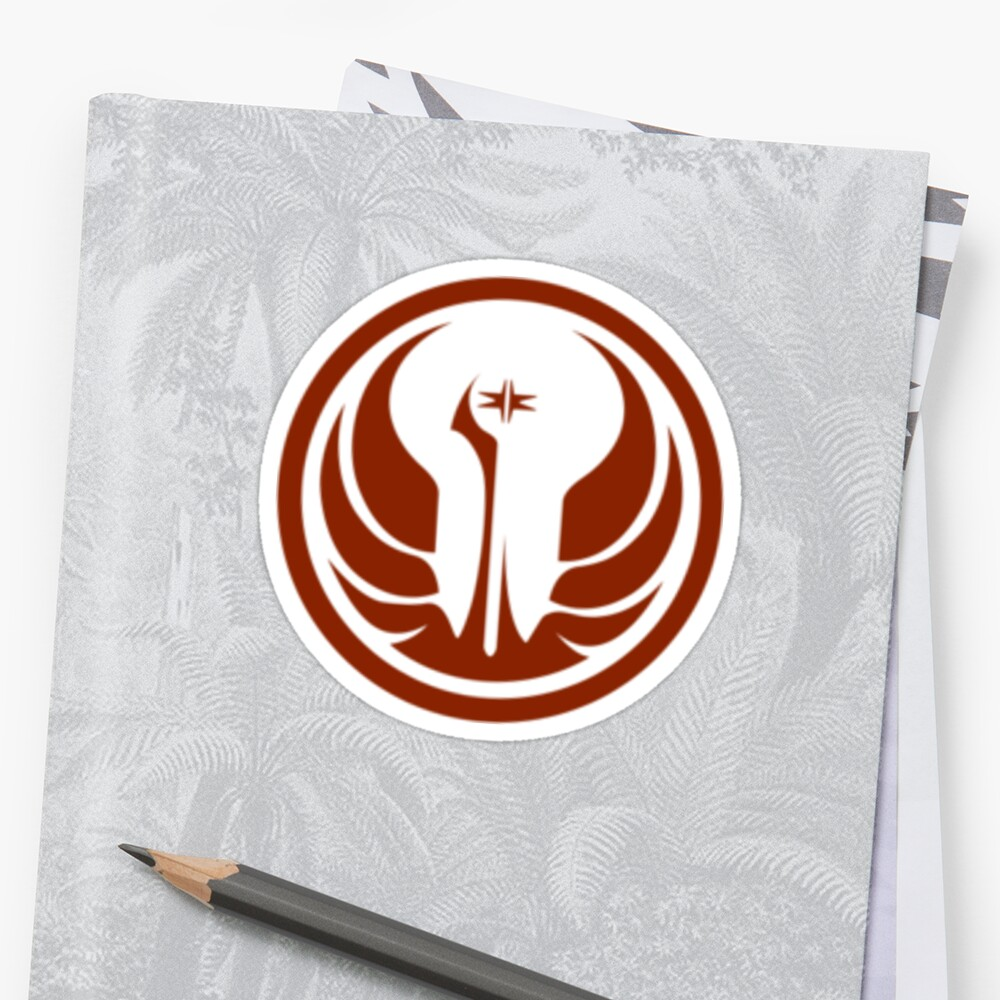 Small jedi order logo