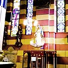 The Virgin Mary. by ALEJANDRA TRIANA MUÑOZ