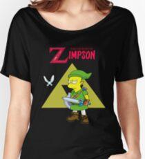 The Legend Of Zelda Fan ART Women's Relaxed Fit T-Shirt