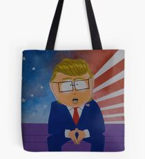 President Douche Tote Bag
