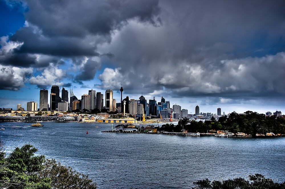 Sydney Harbour by Chroma
