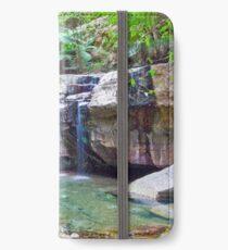 The Moss Gardens II iPhone Wallet/Case/Skin
