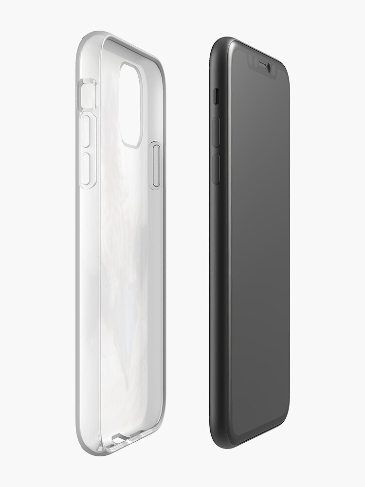 Alternate view of Who you look'in at? iPhone Case & Cover