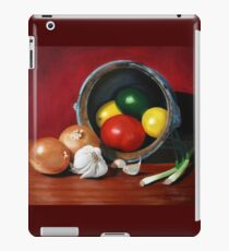 Fruits and Vegetables iPad Case/Skin