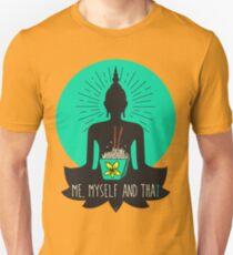 me, myself & thai Unisex T-Shirt