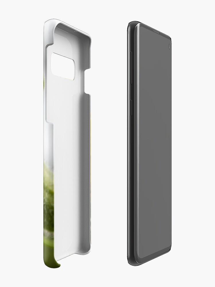 Alternate view of Seeking The Sun Case & Skin for Samsung Galaxy