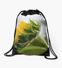 Seeking The Sun Drawstring Bag