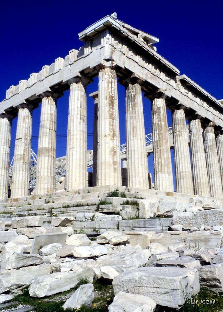Parthenon by BruceW