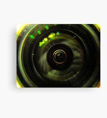 camera lens Canvas Print