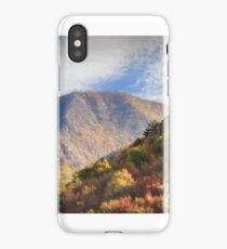 mountain nature iPhone Case
