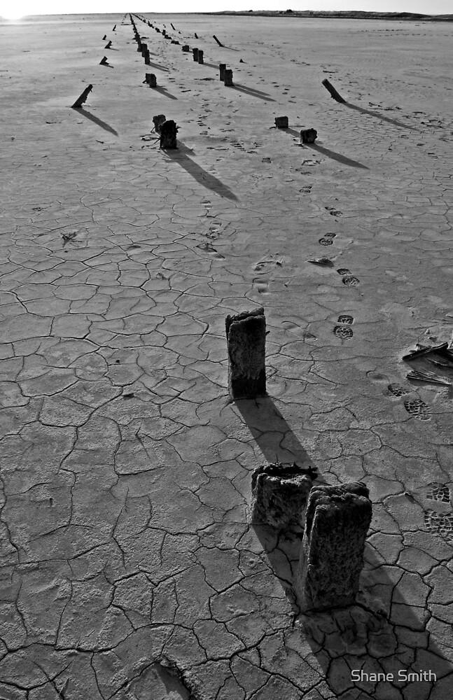 Pier Line by Shane Smith