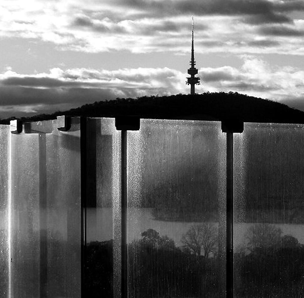 Aspirational Transparency by Bruce  Watson