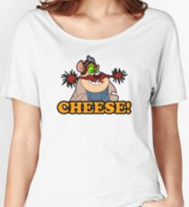Monterey Jack Cheese Attack! Women's Relaxed Fit T-Shirt