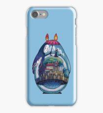 Miyazaki Totoro  iPhone Case/Skin