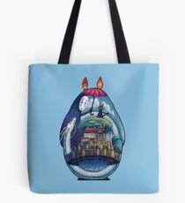 Miyazaki Totoro  Tote Bag