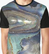 Psychedelic abalone Graphic T-Shirt