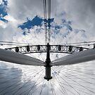 London Eye - Clouds by jookboy