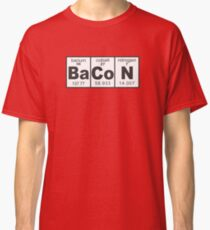T Shirt Bacon Classic T-Shirt