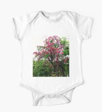 Pink Tree Blossoms Kids Clothes