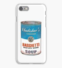 Vladislav's Basghetti, What We Do in the Shadows iPhone Case/Skin