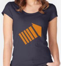 Camiseta entallada de cuello redondo Legion Orange Arrow!