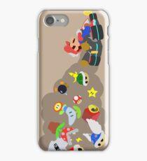 Mario Kart Item fury  iPhone Case/Skin