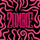 Zombie Logo (Red Worms) by Trulyfunky