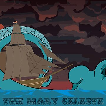 The Fate of the Mary Celeste by thinkinsideways