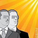 The Lead Mask case by thinkinsideways