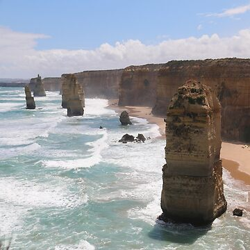 Australia - Twelve Apostles Beach by MyHipHopFashion