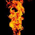 Universal Flame. by 3rdeyefotos