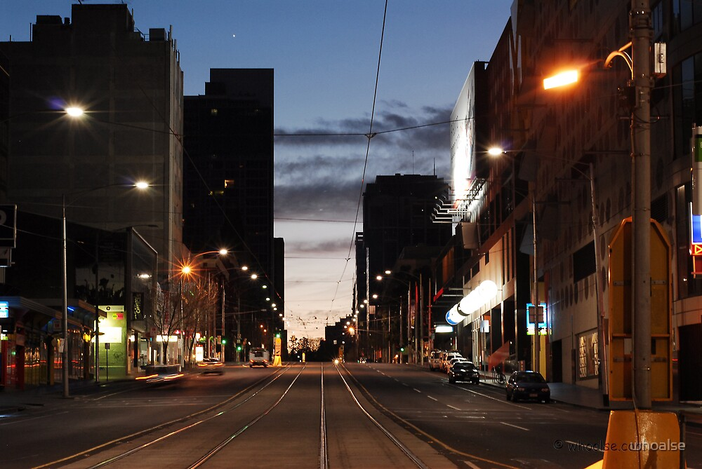 Dawn @ Lornsdale St by whoalse