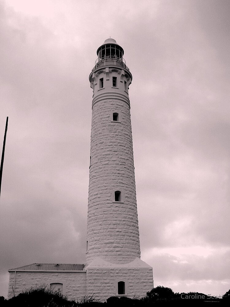 Cape Leeuwin Lighthouse  by Caroline Scott