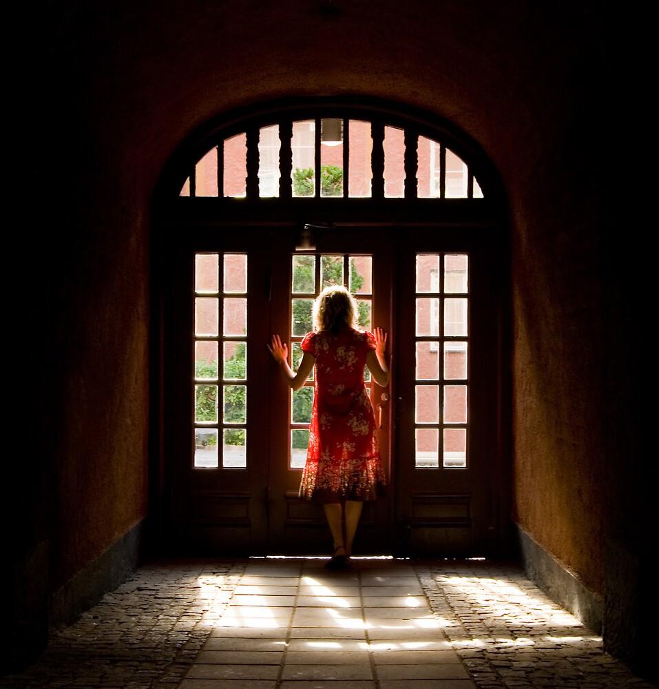 Waiting by Mikael Raymond