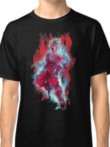 goku super saiyan blue kaioken Classic T-Shirt