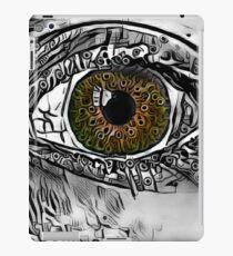 """Mysterious Mermaid Stare."" iPad Case/Skin"