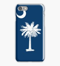 South Caroline Flag Phone Case iPhone Case/Skin