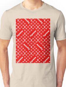 Louis vuitton Supreme Unisex T-Shirt