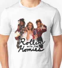Clueless // Rollin' With the Homies T-Shirt