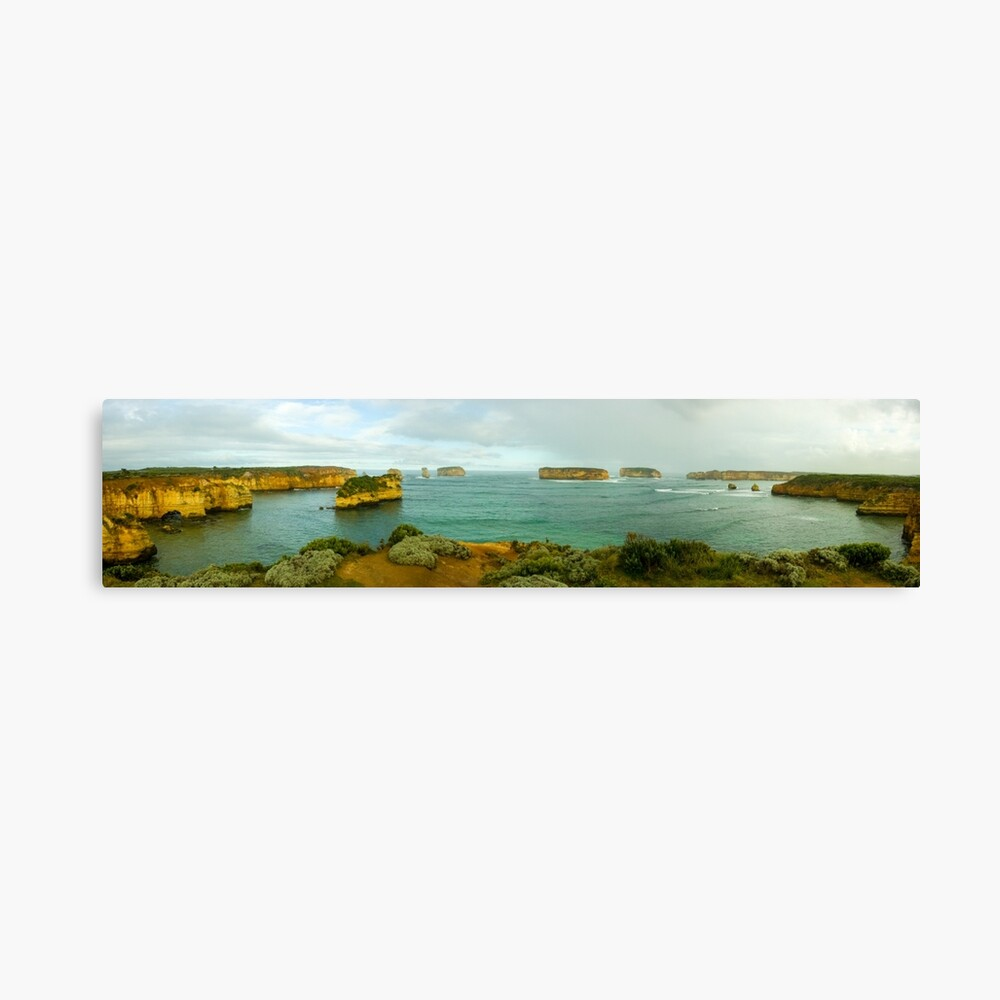 Bay of Islands Canvas Print