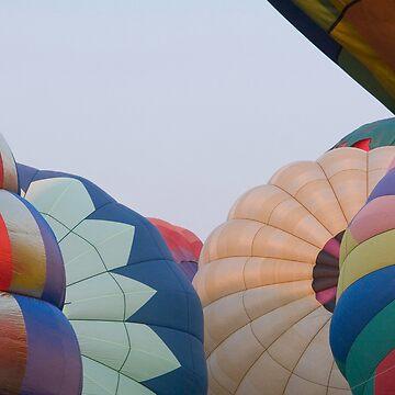 Balloons by KyleWalker