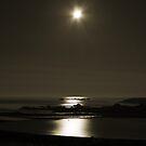 Moonlit Lido by Nicholas Averre