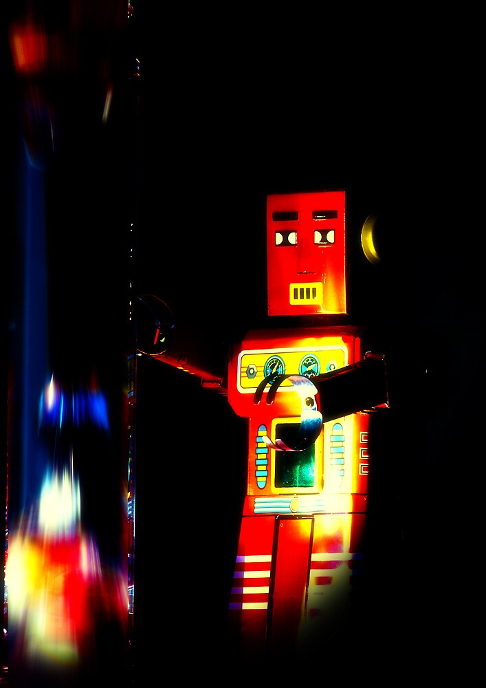 return of the the robots by alistair mcbride