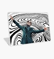 Sherlock Jim Moriarty Laptop Skin