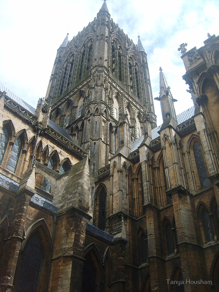 Lincoln Cathedral by Tanya Housham