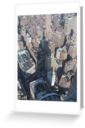Empire State Building by 7db7