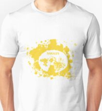 NWNOGGIN march for science yellow Unisex T-Shirt