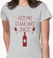 Got My Dancing Juice Wine Bottle & Glasses T-Shirt