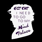 BBC Sherlock - Mind Palace by OutlineArt